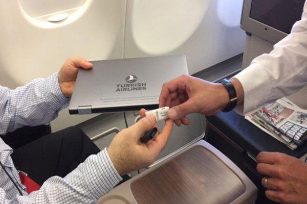 Elektronik cihaz yasağına rağmen THY yolcu sayısını artırdı