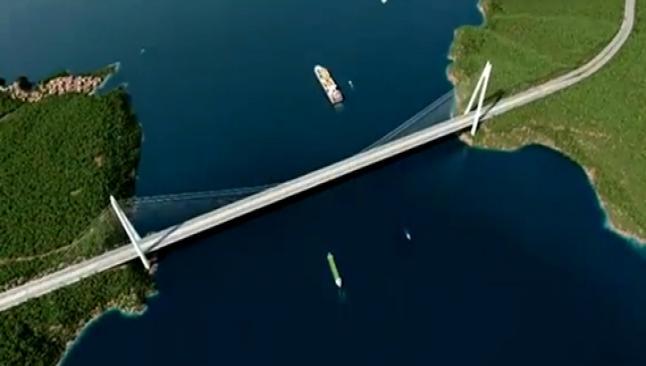 3. köprüye 2.3 milyar dolar kredi