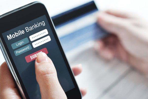 Mobil bankacılık en fazla Afrika'da kullanılıyor