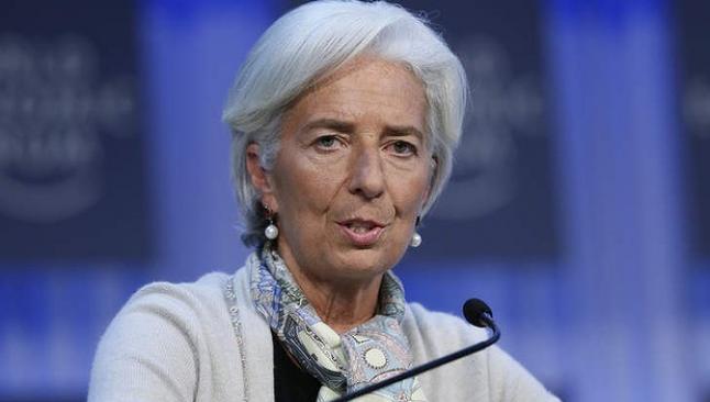 IMF Başkanı'na dava