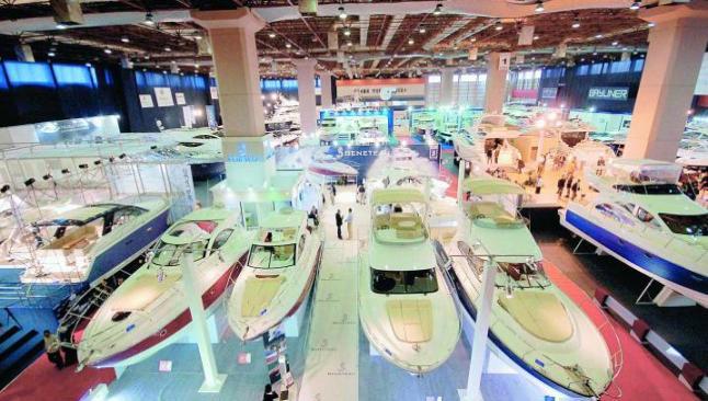 Boat Show 15 Şubat'ta başlayacak