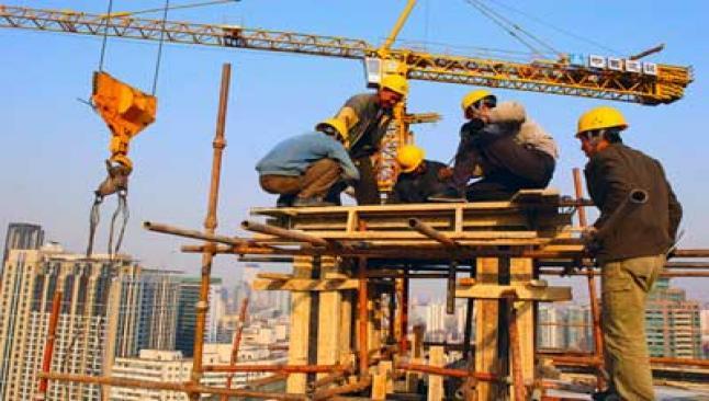 İnşaat sektörü yüzde 7.6 büyüdü