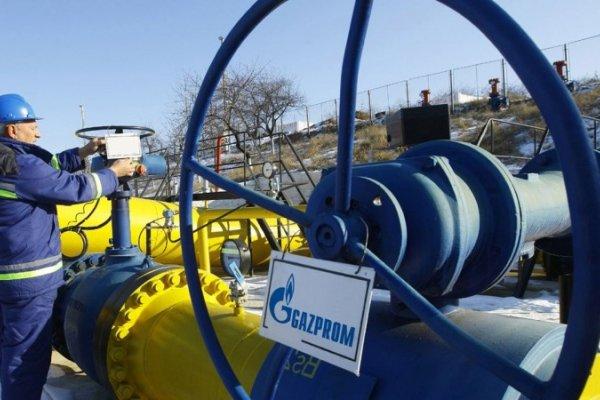 Gazprom'un ilk çeyrek karı düştü