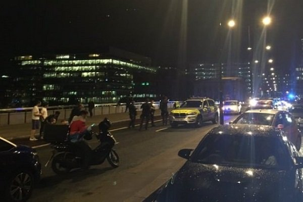 Londra'daki terör saldırısında 7 kişi yaşamını yitirdi