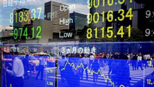 Asya borsaları değer yitirdi