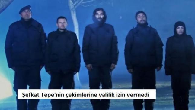 Erdoğan eleştirdi vali yasakladı