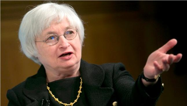 Fed'i Janet Yellen yönetecek