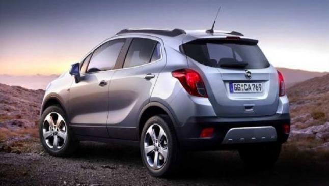 Opel yeni Mokka'yı Erzurum'da tanıttı