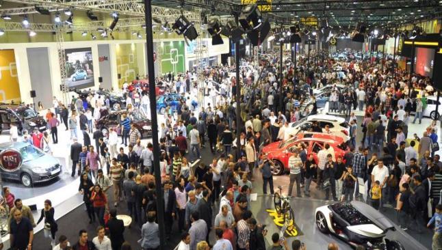 İstanbul Autoshow 2015'e ertelendi