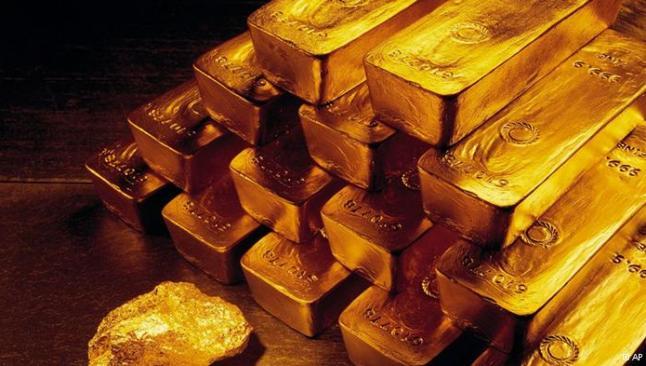 Altın ithalatı geriliyor