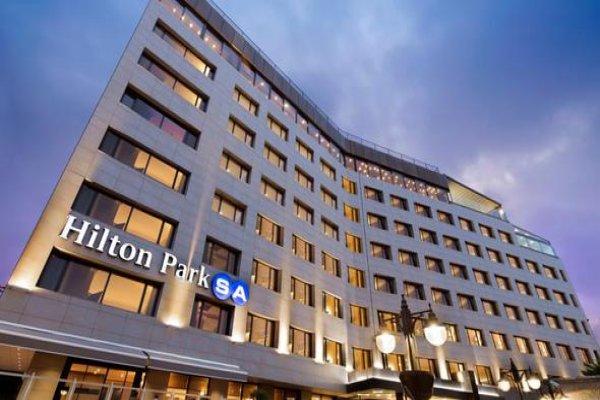 Hilton İstanbul Parksa için yarın son gün