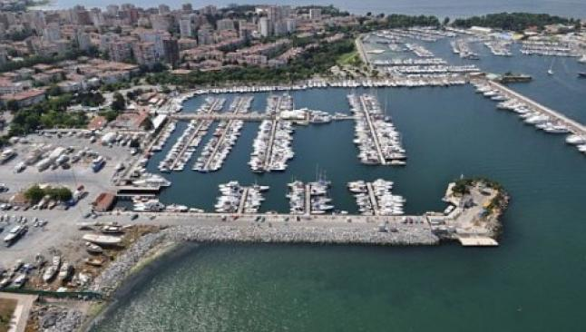 Kalamış Yat Limanı'na 7 teklif