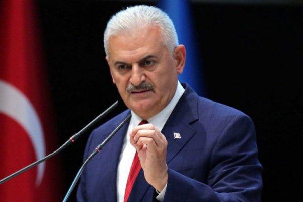 Başbakan Binali Yıldırım'dan Suriyelilere sert uyarı