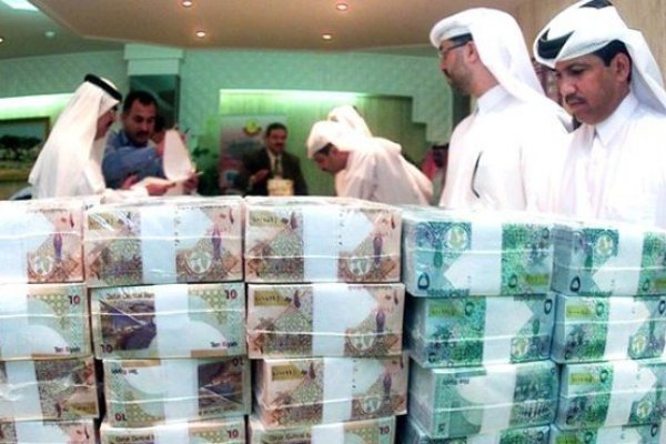 Katar Maliye Bakanı: `Tehdit edilemeyecek kadar zenginiz`