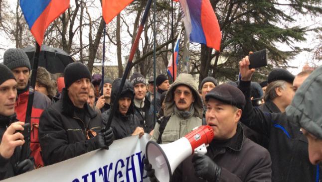 Kırım yüzde 93 ile Rusya dedi