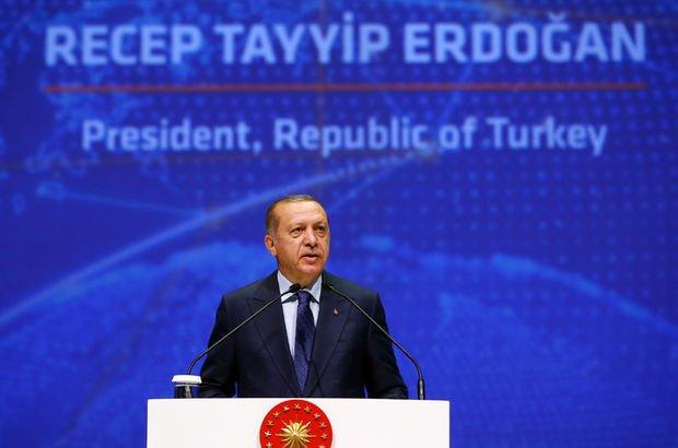 """Erdoğan: """"Üçüncü nükleer santral üzerinde çalışıyoruz"""""""