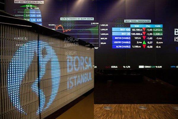Borsa, kapanış rekorunu 105.000 puanın üzerine taşıdı