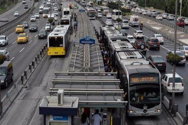 Dikkat! Metrobüslerin güzergâhlarında değişiklik