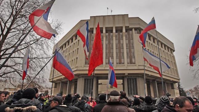 Kırım, Rusya'ya bağlanmak için başvuru yaptı