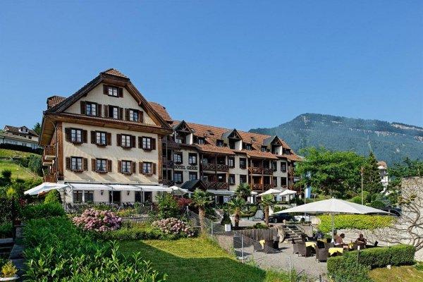 İsviçre'deki 142 yıllık oteli Türk iş adamı alıyor!