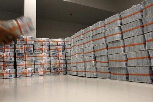 Türkiye`nin finansal varlıkları 9.1 trilyon lira oldu