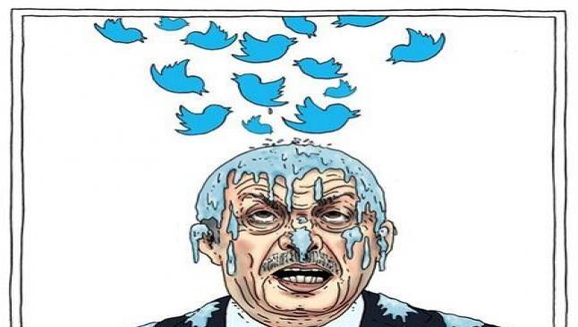 Erdoğan'ın dediği oldu, Twitter'a erişilemiyor