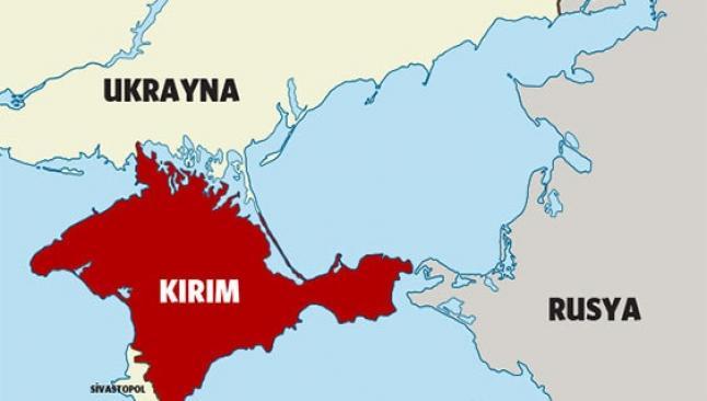 Kırım resmen Rusya'nın parçası