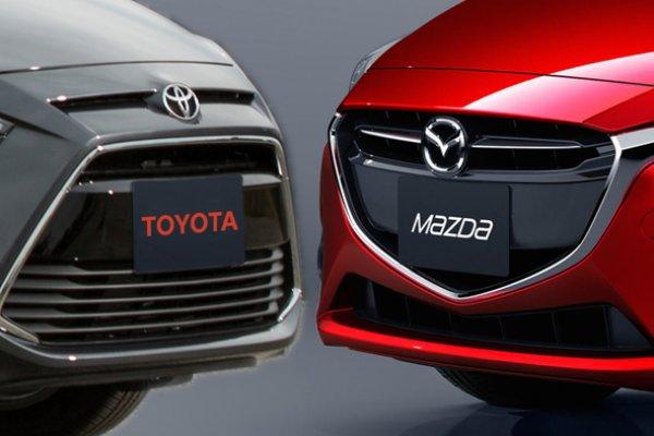 Toyota ve Mazda`dan flaş fabrika kararı
