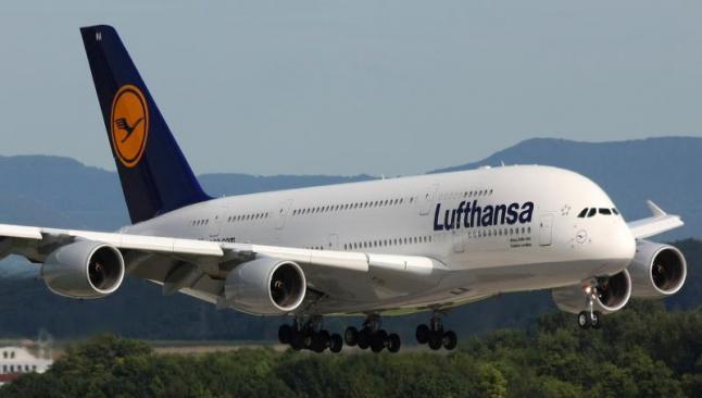 Lufthansa 600 seferi iptal etti