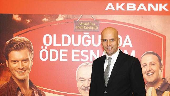 Akbank'tan esnafa açık teklif