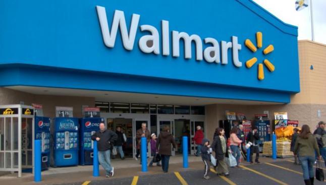 Wal-Mart'tan Visa'ya rekor dava