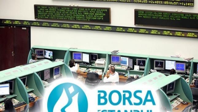 Borsa 502 puan yükselişle açıldı