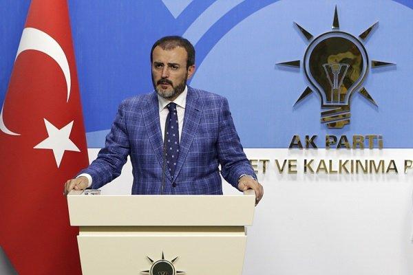 AKP sözcüsü oy oranlarını açıkladı