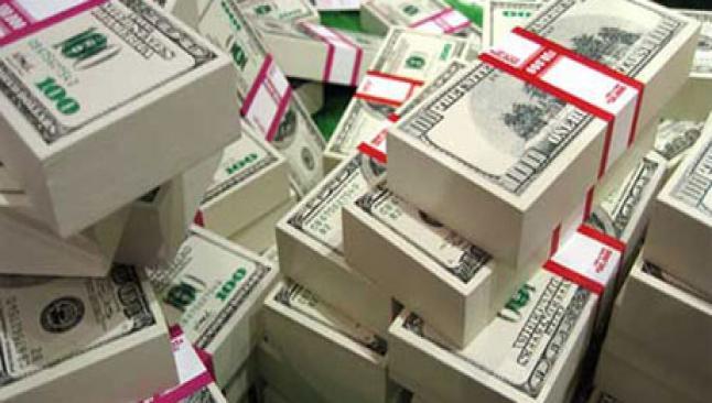 Dolar 2.10'un altına geriledi