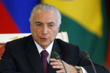 Eski Brezilya Devlet Başkanı'na yolsuzluk suçlaması