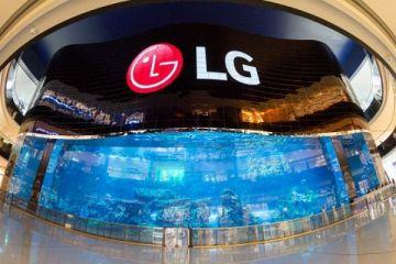 LG'den dünyanın en büyük OLED ekranı