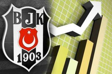 Porto'yu yenen Beşiktaş yatırımcısının da yüzünü güldürdü!