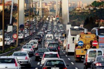 Trafiğe kayıt edilen araç sayısı yüzde 42 azaldı