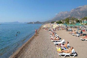 Antalya'ya gelen turist sayısı arttı