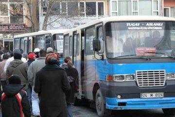 Toplu taşımacılar: Artık yolcu geliriyle ayakta kalamayız