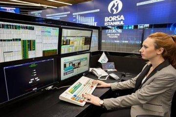 Borsa haftaya yüzde 3,5 düşüşle başladı