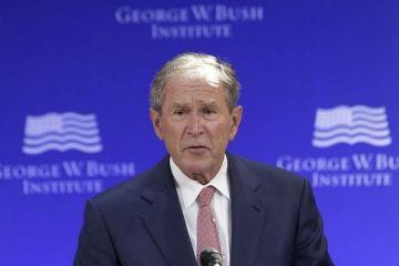 Eski başkanlardan Trump'a eleştiri