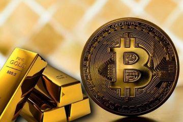 """Goldman'dan """"altın-Bitcoin"""" karşılaştırması"""