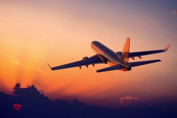 Uçaklardaki doluluk oranları da şimdiden yüzde 90'a ulaştı