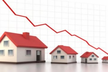Taşınmalar ilk çeyrekte yüzde 28,48 azaldı