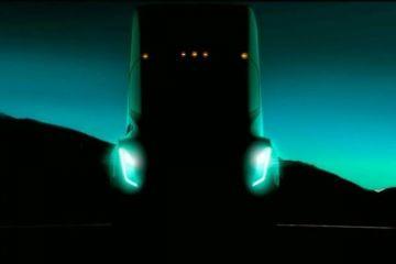 Tesla'nın elektrikli kamyonu ortaya çıktı