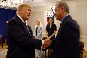 Trump'dan son dakika Erdoğan açıklaması