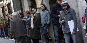 İşsizlik yüzde 10.8'e yükseldi.