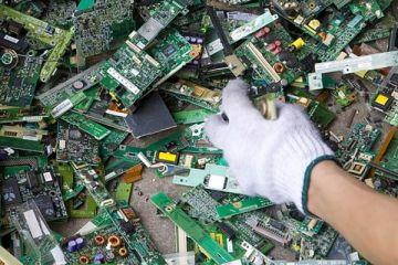 Elektronik atıklar cari açığa derman olacak