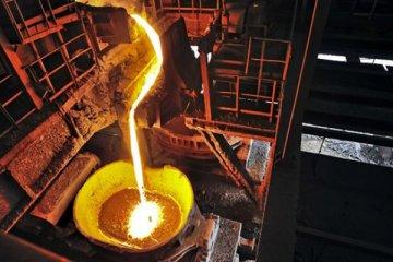 Almanya'nın ham çelik üretimi yükseldi